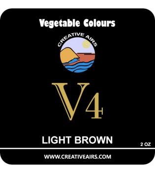 V4 Vegetable Color Light Brown