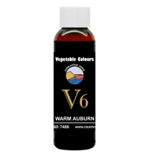 V6 Vegetable Color Warm Auburn