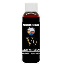V9  Vegetable Color Medium Ash Blonde