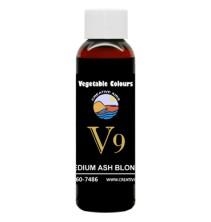 V9  Vegetable Color Medium Ash Blonde